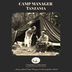 New Job Opening: Camp Manager, Tanzania in Arusha, Tanzania Arusha, Apply Online, Job Opening, African Safari, Camps, New Job, Tanzania, Searching, Management
