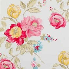 Enchanting floral la