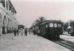 قطار ليبيا