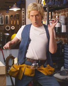 "Weird Al Yankovic Spoofs Iggy Azalea's ""Fancy"" With ""Handy"": Video - Us Weekly  my hero...lol"
