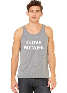 895f5fd564bba i love it when my wife lets me go mountain biking 1 tank top Black Tank