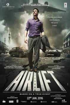 Airlift 41st Day Box Office Collection, Total Income Earning Report