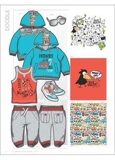 Style Right Babywear Trend Book s/s 2015