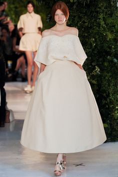 Delpozo plus léger que l'air