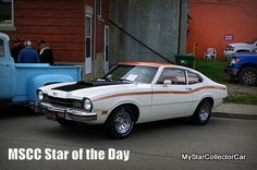 MSCC Feb 27 Star of the Day-classic smog era ride.Read more: http://www.mystarcollectorcar.com/3-the-stars/40-model-stars/2622-mscc-southside-star-of-the-day.html #73CometGT