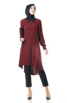 """Kayra Pulpayet İşlemeli Tunik-Bordo KA-A6-21069-26 Sitemize """"Kayra Pulpayet İşlemeli Tunik-Bordo KA-A6-21069-26"""" tesettür elbise eklenmiştir. https://www.yenitesetturmodelleri.com/yeni-tesettur-modelleri-kayra-pulpayet-islemeli-tunik-bordo-ka-a6-21069-26/"""