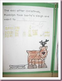 Where did Rudolph go after Christmas? Writing Prompt