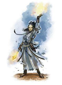 tempest cleric female - Google Search