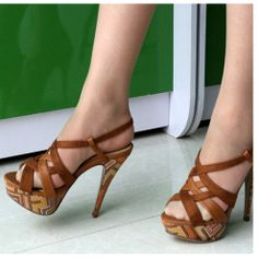 Maria High Heel Sandals