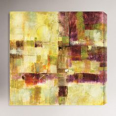 One of my favorite discoveries at WorldMarket.com: 'Next Exit I' by Jane Bellows