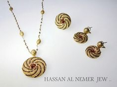 Saudi jewellery designs
