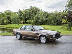 1988 DE TOMASO Longchamp GTSE  Metallic Brown  with Cream Leather