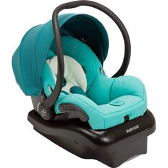 Maxi Cosi Mico AP Infant Car Seat Treasured Green