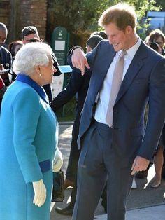 Prinz Harry: Überraschung für die Queen