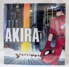AKIRA Original Sound Track 2014 Double LP Geinoh Yamashirogumi JAPAN ANIME