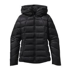 Patagonia Women\'s Downtown Loft Jacket - Black BLK