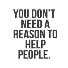 #Truth..  I think there's nothing more amazing than helping people every day. - Naomie Harris