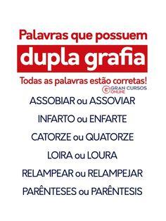 32 Melhores Imagens De Dicas De Língua Portuguesa Dicas