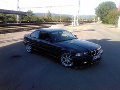 Své BMW E36 325i vyfotil Marek Psota