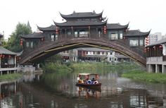 Song Dynasty Town in Hangzhou