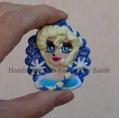 Elsa di Frozen. https://sweetdreams3090.blogspot.com/