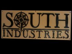 Business sign idea from Idaho Laser Cutting Custom Business Signs, Laser Cut Steel, Free Quotes, Idaho, Laser Cutting, Gallery, Roof Rack