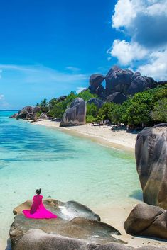 36 Most Popular Honeymoon Beach Ideas In 2017 ❤ honeymoon beach for happy seychelles savi and vid ❤ See more: www. Seychelles Honeymoon, Bahamas Honeymoon, Beach Honeymoon Destinations, Honeymoon Places, Romantic Honeymoon, Vacation Places, Holiday Destinations, Honeymoon Ideas, Beach Walk