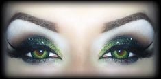 SEXY HALLOWEEN Makeup Tutorial - The Wicked Witch of the West (Theodora,...