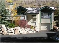 Cabin vacation rental in Vail from VRBO.com! #vacation #rental #travel #vrbo
