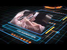 Futuristic Interface - YouTube