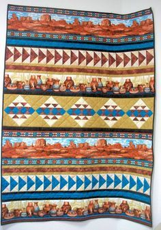17 Best Southwest Quilts Images On Pinterest Southwest
