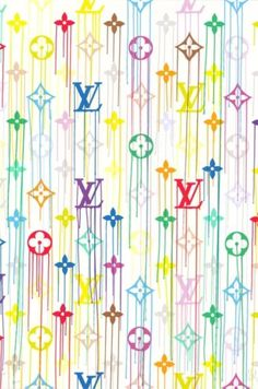Zevs (b. Liquidated Louis Vuitton (Multicolore), 2011 Screenprint in colors on Arches 88 paper - Available at 2018 August 30 Online Prints &. Brand Wallpaper, Hype Wallpaper, Fashion Wallpaper, Iphone Background Wallpaper, Pink Lv Wallpaper, Monogram Wallpaper, Aesthetic Pastel Wallpaper, Aesthetic Wallpapers, Louis Vuitton Background