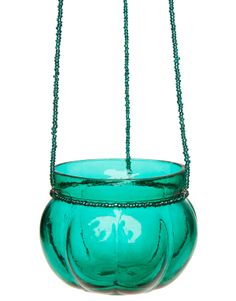 MINI MELON HANG t-light green | T-light hanging | Candles and Lanterns | Interior | INDISKA Shop Online