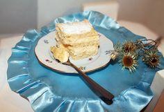 15 leheletkönnyű túrós-vaníliapudingos sütemény | nosalty.hu Vanilla Cake, Latte, Food, Eten, Meals, Latte Macchiato, Diet