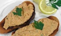 Pašteta od tune - Powered by Croatian Recipes, What To Cook, Tuna, Avocado Toast, Hummus, Mexican, Fish, Breakfast, Ethnic Recipes