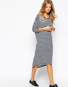 Vila Stripe Dress
