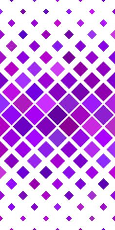 Buy 24 Purple Square Patterns by DavidZydd on GraphicRiver. 24 purple diagonal square pattern backgrounds DETAILS: 24 JPG (RGB files) size: 4 base colors, 24 color v. Square Patterns, Color Patterns, Print Patterns, Purple Backgrounds, Abstract Backgrounds, Abstract Iphone Wallpaper, Mobile Wallpaper, Vector Design, Graphic Design