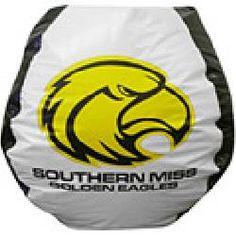 Bean Bag Boys Southern Mississippi Golden Eagles Bean Bag Chair