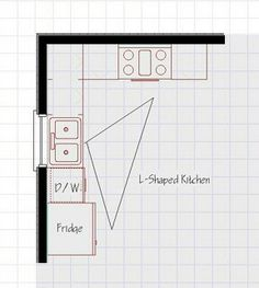 Ideal Use For An L Shaped Kitchen Part 79