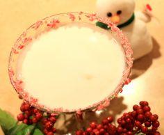 Lil Snow  (1oz Whipped Cream Vodka  .5oz Peppermint Schnapps  .5oz Torani Vanilla Bean syrup  1oz Half and)