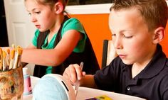 Up to 52% Off Kids' Classes at Noah's Art of South Park