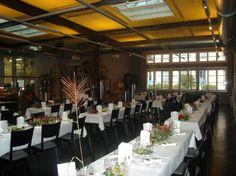 Turbinenhalle   Restaurant & Bar - Eventlocation in Zürich