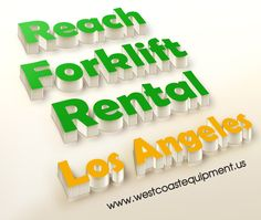 Browse this site http://westcoastequipment.us/reach-forklift-rentals/ for more information on Reach Forklift Rental Los Angeles. All you have to do is to lift the object into the platform and guide the lift towards your car or van and transfer the load. Lifting heavy objects and carrying them to your car or van can be stressful especially you have a problem with your back which makes it not advisable for you to carry weights at great distance. Reach Forklift Rental Los Angeles.