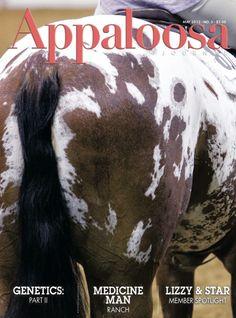 May 2012 Appaloosa Journal  www.appaloosajournal.com