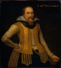 Portret van Otto Brahe (1578-1652),1610
