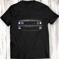 BMW E30 M3 T-Shirt Scheinwerfer leuchten 3 von MKWTees auf Etsy