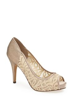 Mother of the bride shoe Menbur 'Lotti' Pump | Nordstrom