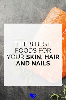 A diet filled with power foods will help for shiny hair, glowing skin, and smooth nails. Here's what to incorporate in your diet to keep your skin, hair or nails at their best.