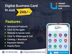 Digital Business Card, Business Card Design, Business Cards, Social Link, Business Women, Cardmaking, Vest, Lipsense Business Cards, Making Cards