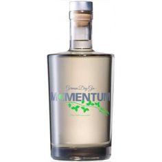 Momentum German Dry Gin 0,7l - Basil Smash kann kommen! Hier spielt Tulsi-Basilikum die tragende Rolle